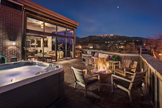Exquisite mountain views - The Ambassadors Penthouse at The Olympian: 3BR Mountain Deluxe - Steamboat Springs - rentals