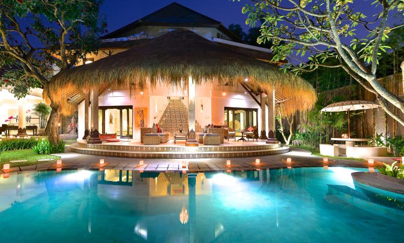 Beautiful Jabali welcomes you! - AMAZING VILLA JABALI - 5 bedrooms Central Seminyak - Seminyak - rentals
