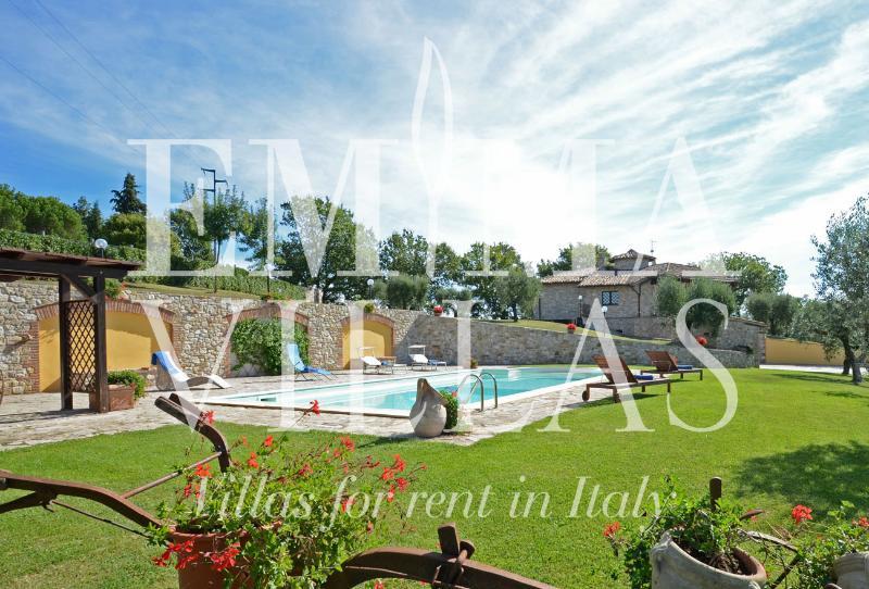 Colle Del Sole 7+1 - Image 1 - Avigliano Umbro - rentals