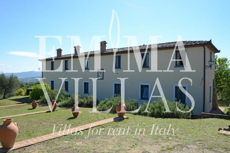 Villa Missiano 8+2 - Image 1 - Panicale - rentals