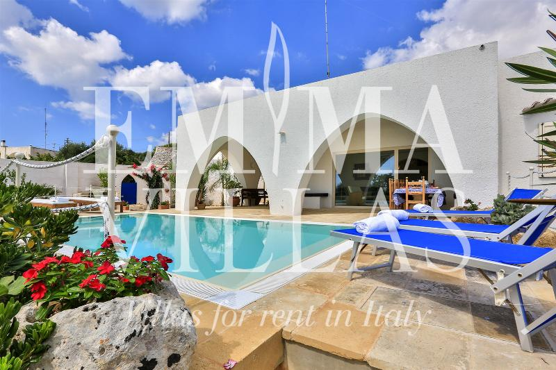Villa Del Lentisco 8+2 - Image 1 - Lecce - rentals