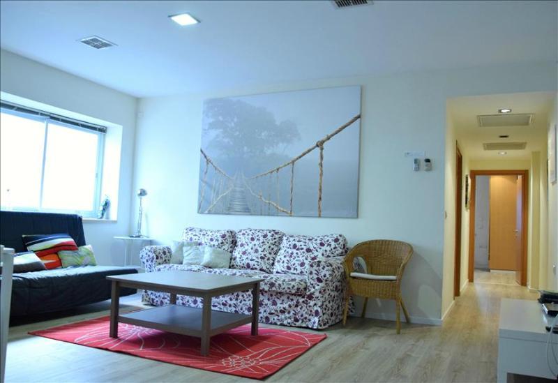 Spacious 2 Bedroom - HaYarkon St. - Image 1 - Tel Aviv - rentals