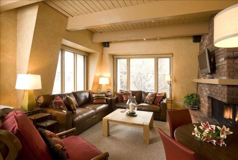 Location, Location, Location 150 Yds to Gondola - Image 1 - Aspen - rentals