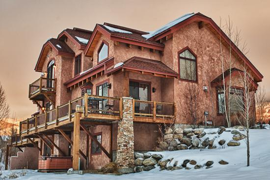 Custom built in private neighborhood - Berghaus Chalet - North - Steamboat Springs - rentals