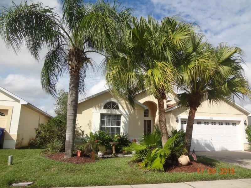 The Kennedy #1 PRIVATE POOL AND SPA!  AHHHH!! - Image 1 - Kissimmee - rentals
