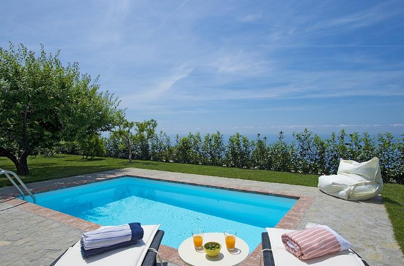 Villa Dorata - Image 1 - Praiano - rentals