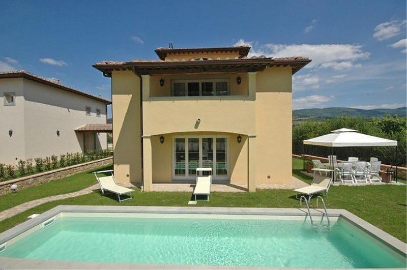 Villa Abetella - Image 1 - Greve in Chianti - rentals