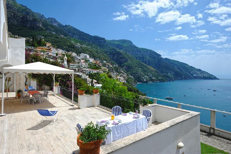 Villa Carinzia - Image 1 - Positano - rentals