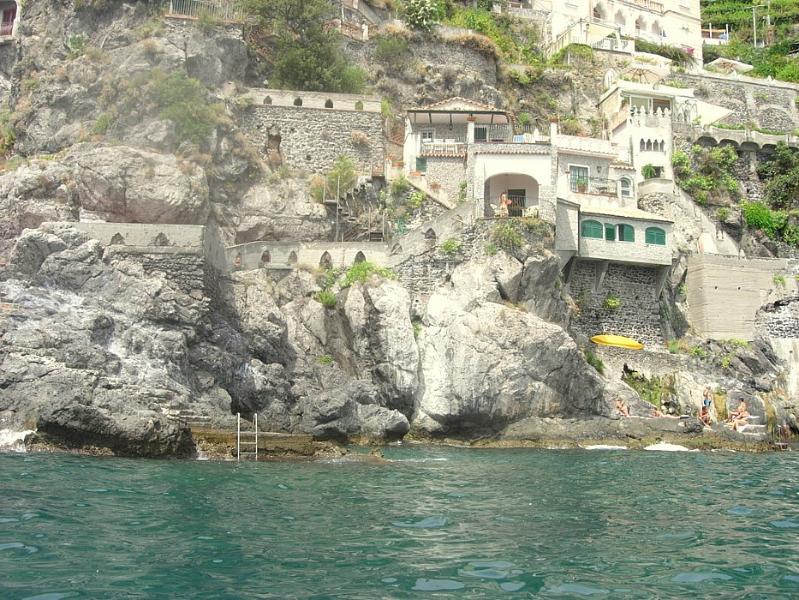 Villa Calandria - Image 1 - Minori - rentals