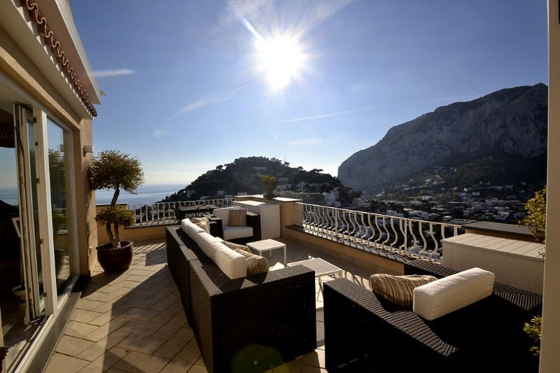 Villa Due Marine - Image 1 - Capri - rentals