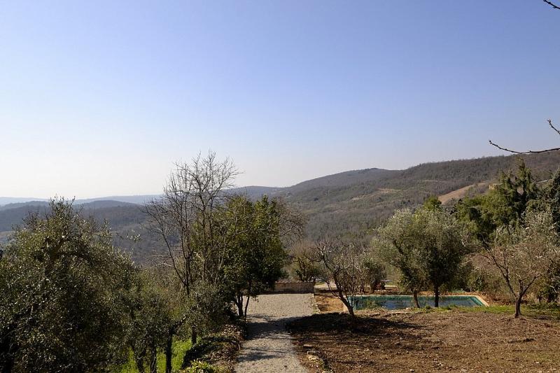Villa Linfa - Image 1 - Montegiove - rentals