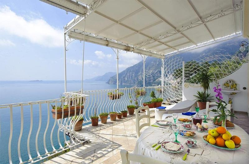 Villa Carilla C - Image 1 - Positano - rentals