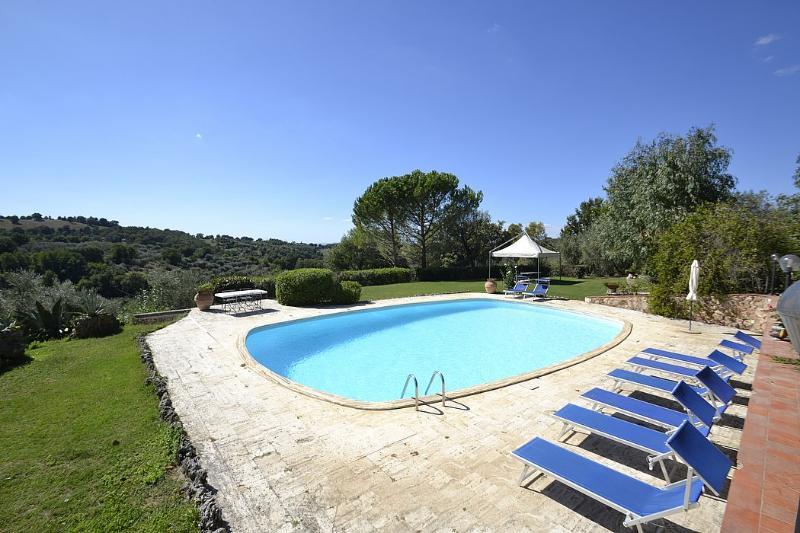 Villa Fanciulla - Image 1 - Montemerano - rentals
