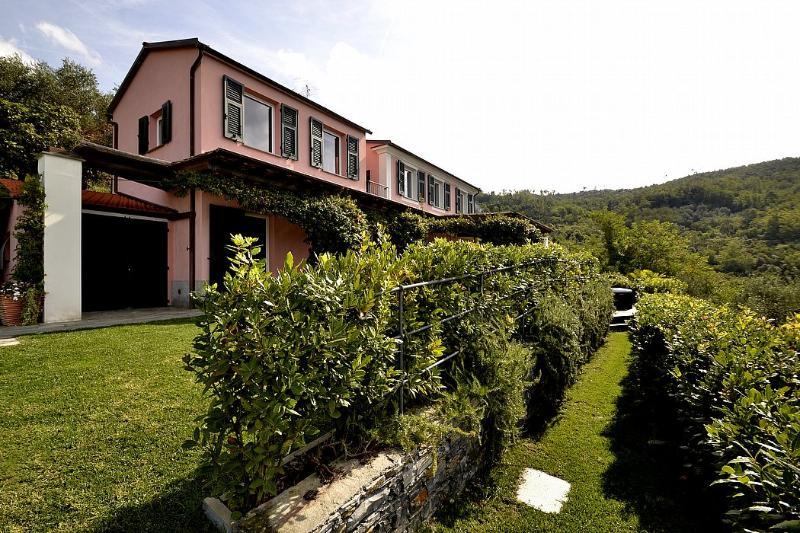 Villa Tramontana - Image 1 - Lavagna - rentals