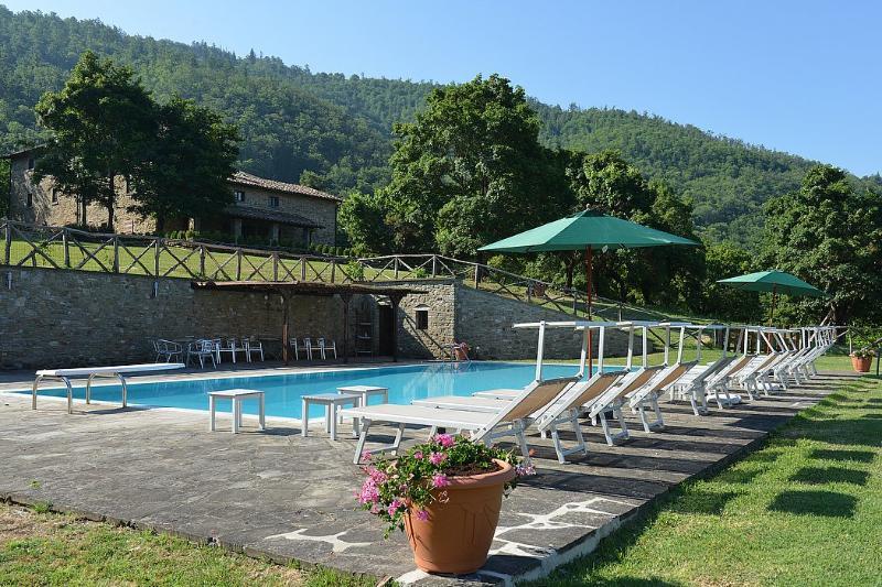 Villa Avorio - Image 1 - Monterchi - rentals