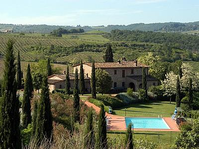 Villa Vesta - Image 1 - Montaione - rentals