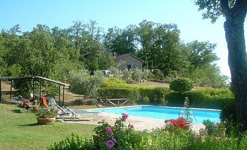Villa Lavanda Grande - Image 1 - Sorano - rentals