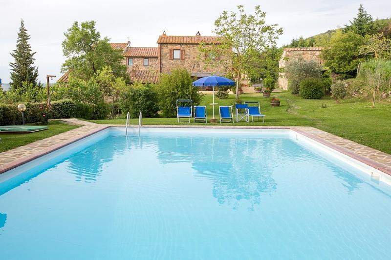Casa Salvia B - Image 1 - San Quirico d'Orcia - rentals