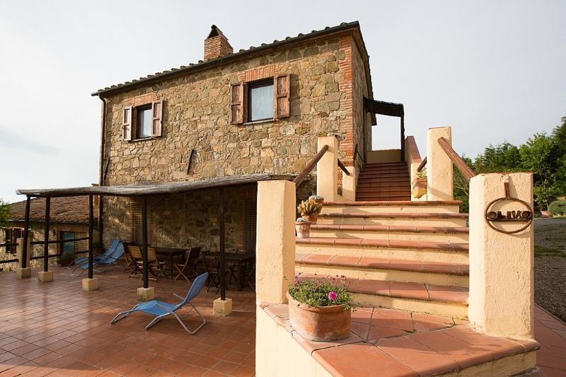 Casa Salvia D - Image 1 - San Quirico d'Orcia - rentals