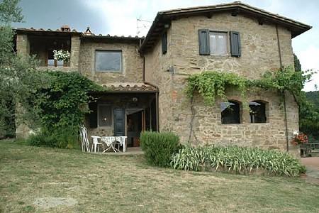 Casa Santolina - Image 1 - Greve in Chianti - rentals
