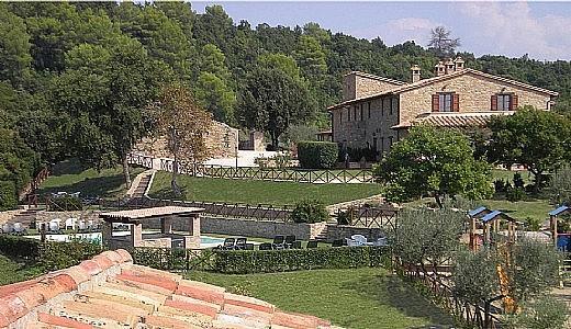 Villa Sonia A - Image 1 - Gualdo Cattaneo - rentals