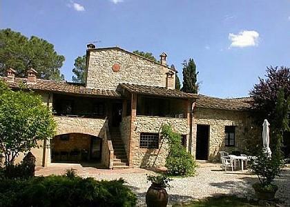 Villa Saveria D - Image 1 - Colle di Val d'Elsa - rentals