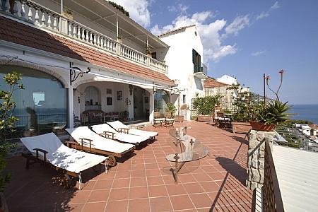 Villa Balda - Image 1 - Positano - rentals