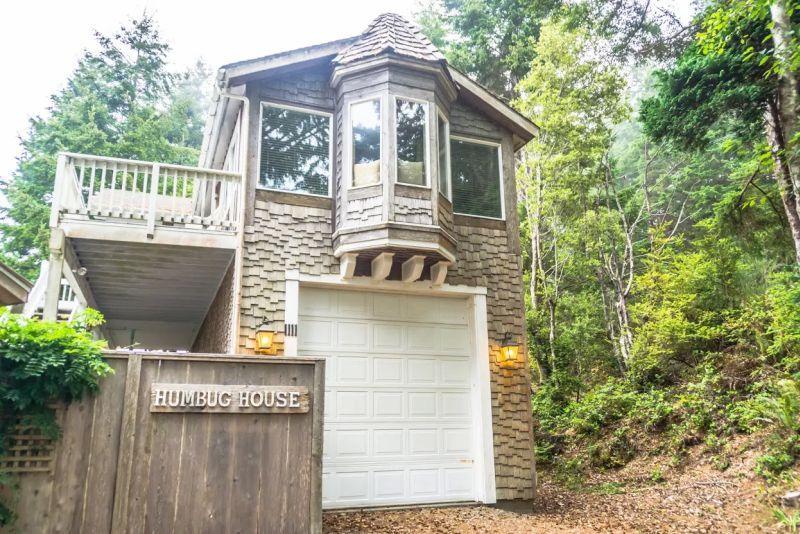 Exterior - Humbug House - Port Orford - rentals