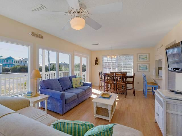 Beachside Vacation Rental Home with 3 Bedrooms - Image 1 - Inlet Beach - rentals