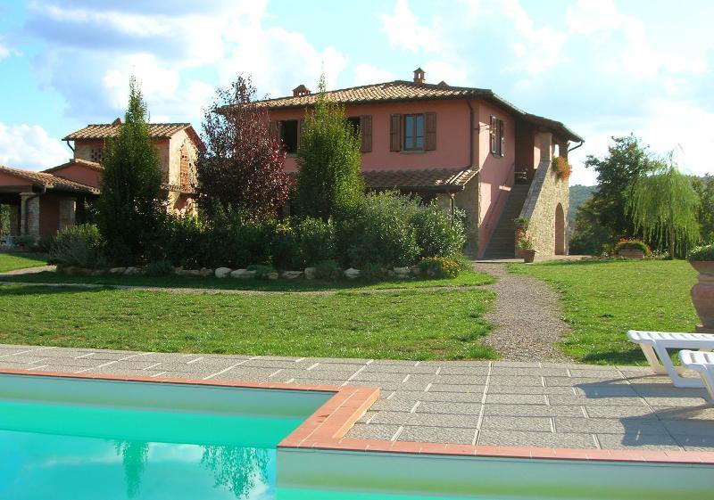 Casale Presciano - Image 1 - Pergine Valdarno - rentals