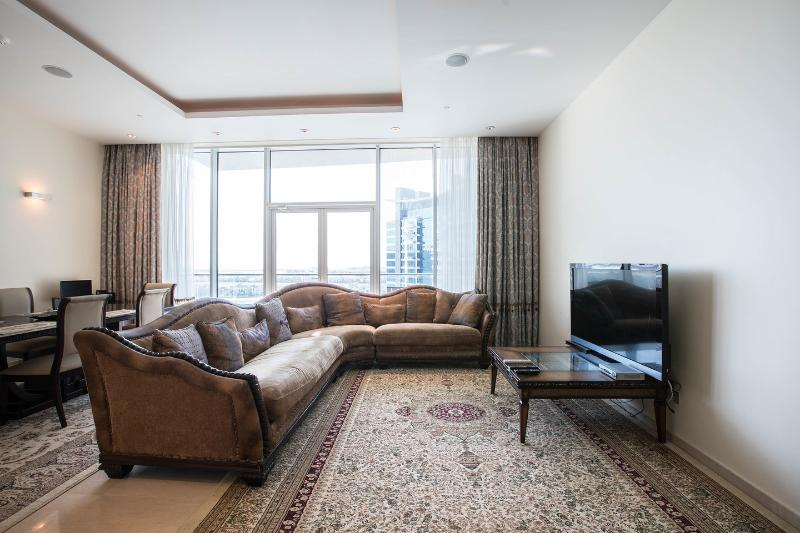 Living Room - Oceana Residence The Palm Jumeirah - Dubai - rentals