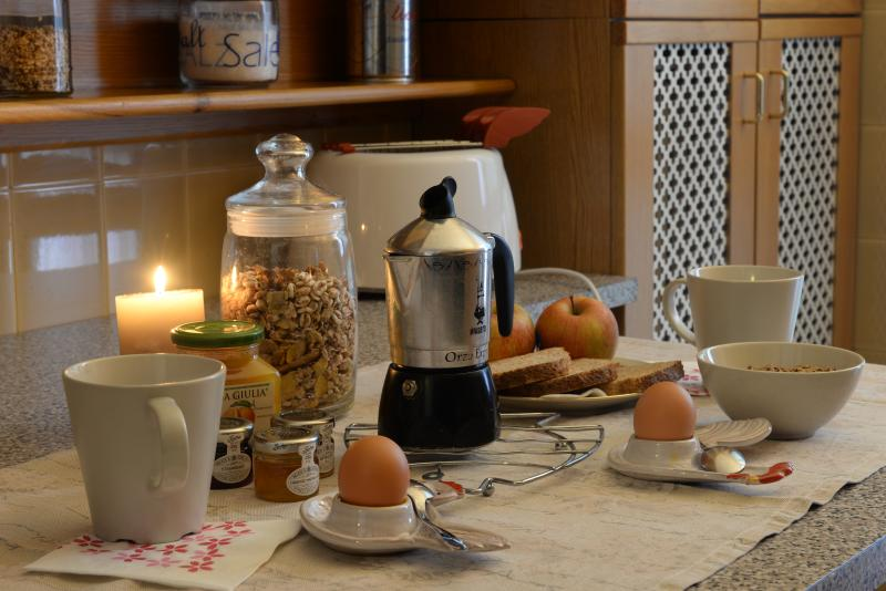your breakfast at your home in Padova! - AL CORSO Flat + GARAGE Historical Centre Padova - Padua - rentals