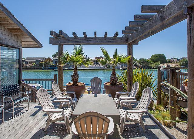 Spacious two bedroom home with additional studio on desirable Seadrift Lagoon - Image 1 - Stinson Beach - rentals