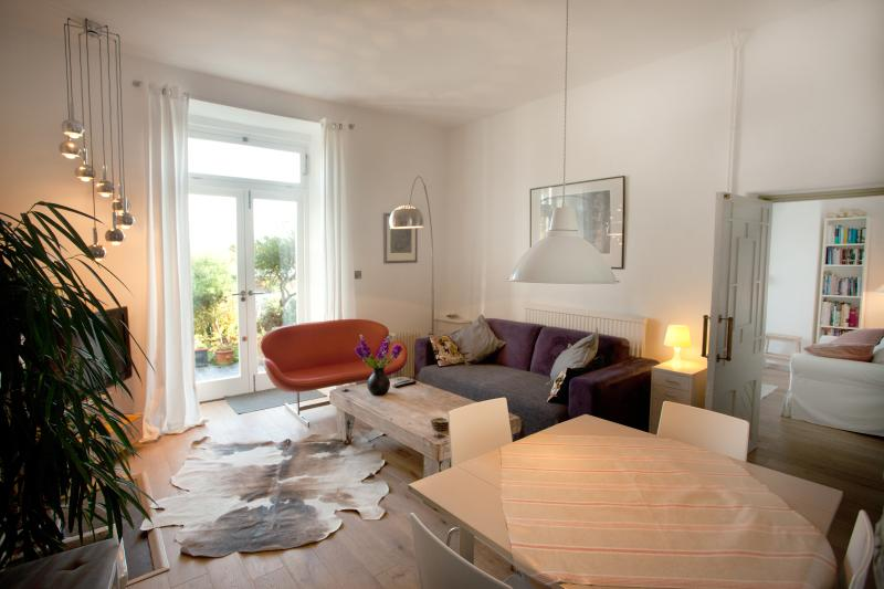 Bristol Luxury Garden Apartment in a Listed House - Image 1 - Bristol - rentals