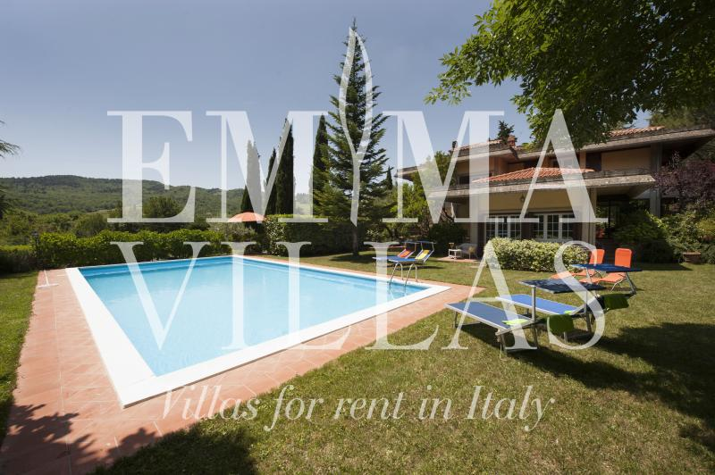 Villa Monica 6+2 - Image 1 - Chianti - rentals