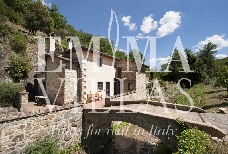 Mulino Cintoia 8 - Image 1 - Chianti - rentals
