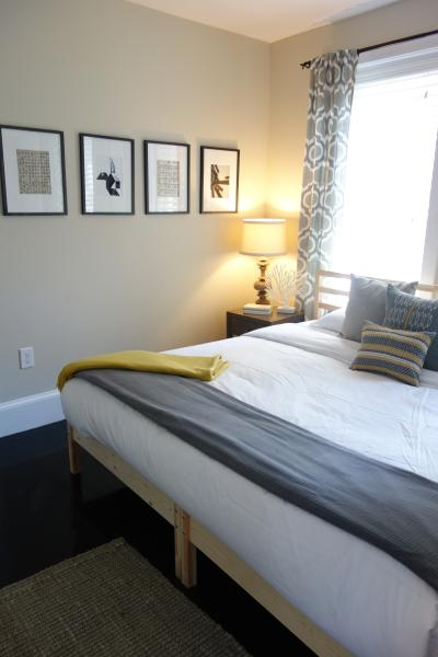 Best priced 1bed & 1bath sleeps 5  in little Italy - Image 1 - Boston - rentals