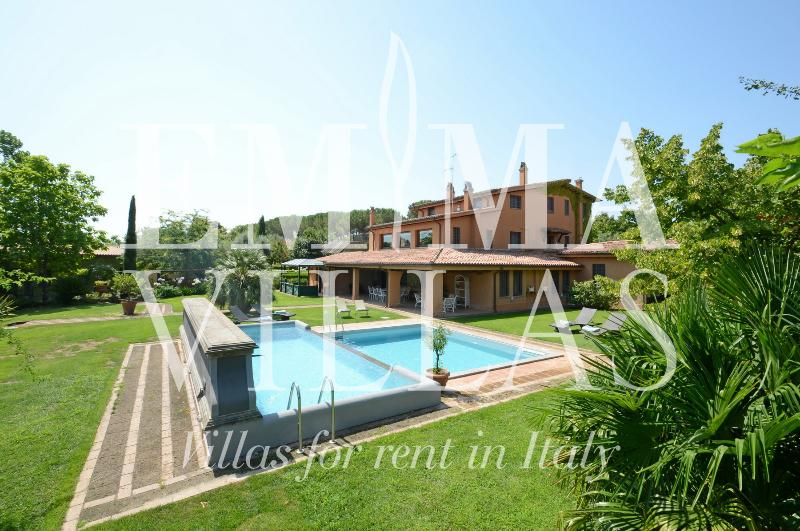 Country House Montepietraia 10 - Image 1 - Viterbo - rentals