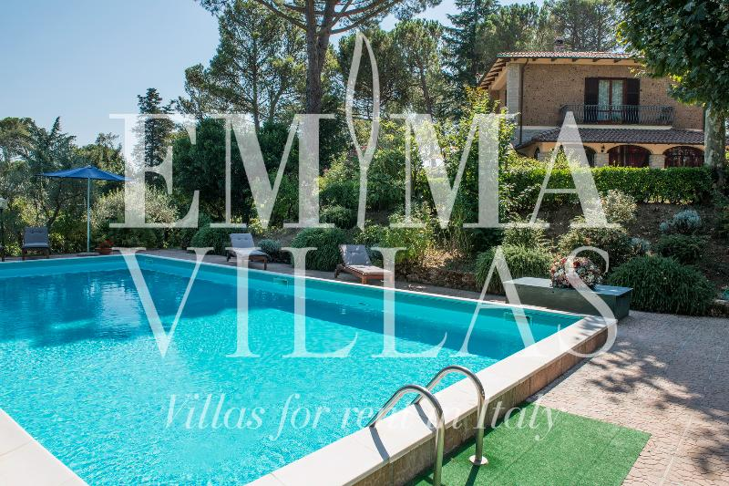 Villa Ombrosa 6 - Image 1 - Orvieto - rentals