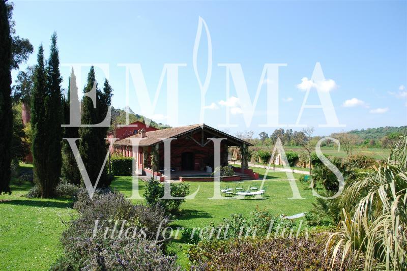 Villa Melia 14 + 2 - Image 1 - Rome - rentals