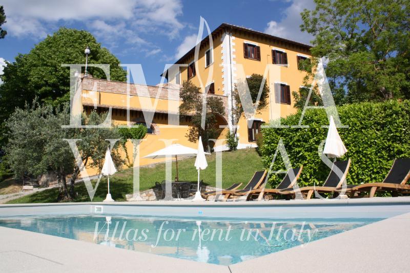 Villa Licia 12 - Image 1 - Siena - rentals