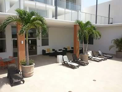 Area Social - New Beachfront Apartment with Amazing View - Panama - rentals