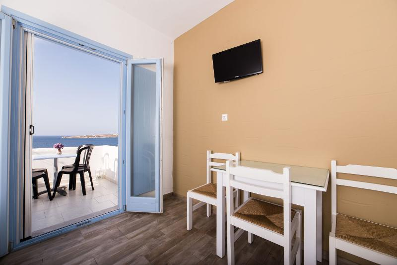 Apartment with Panoramic Sea View for 2-4 persons - Image 1 - Parikia - rentals