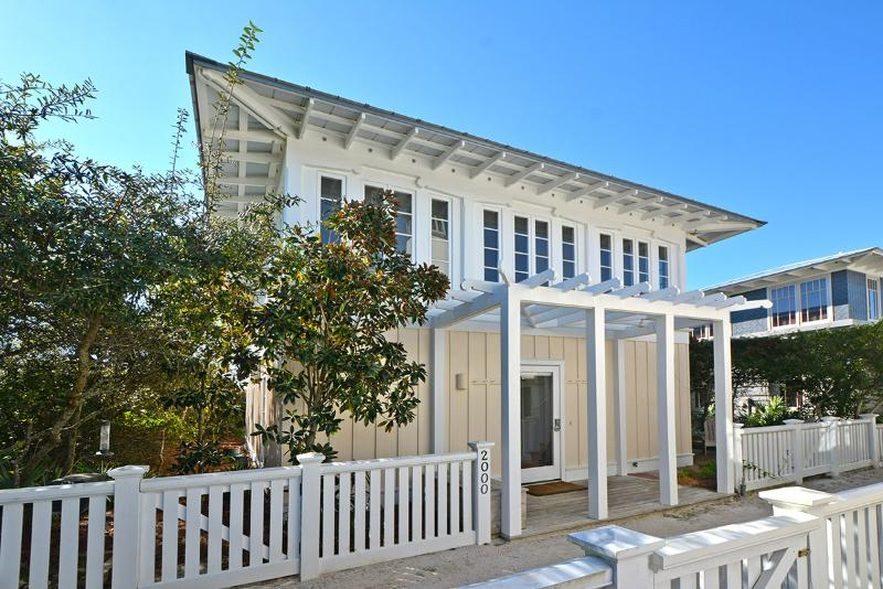 exterior - Sandity - Seaside - rentals