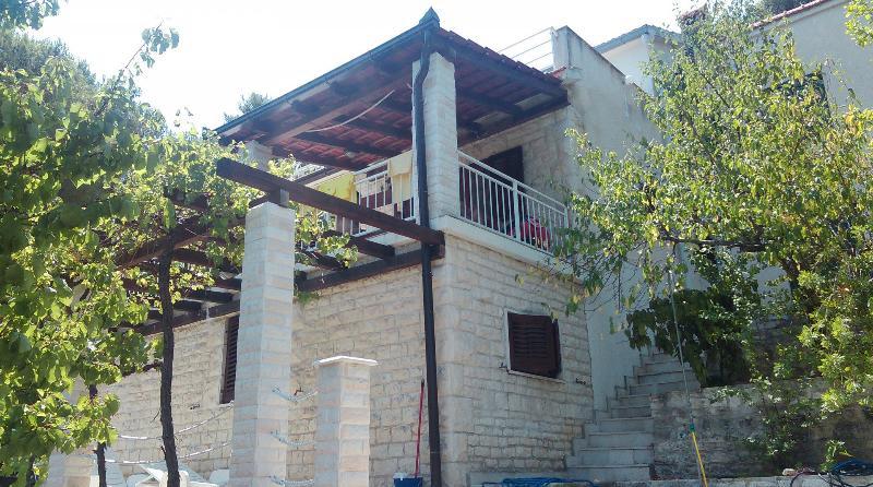house - 5373 A1(4+1) - Splitska - Splitska - rentals