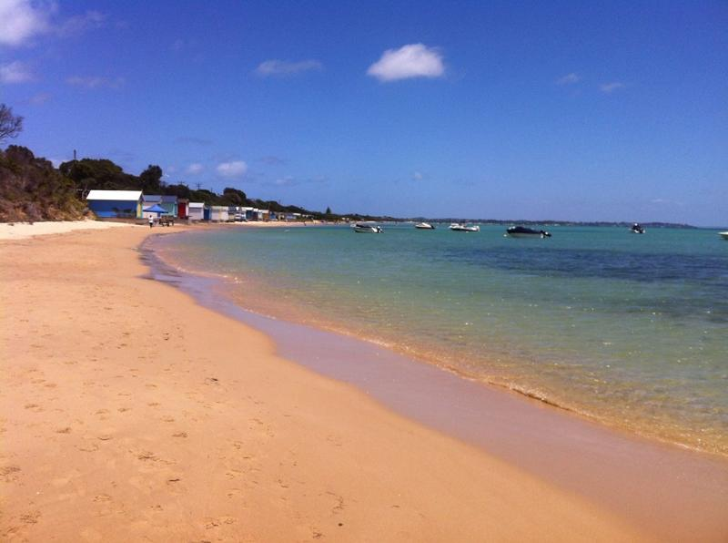 BEACH AT ROSEBUD MC CRAE - VILLA BAYVIEW A, 3BED ENTIRE HOUSE, PEACE,SPACE&COMFORT,BIG GARDENS FULLY FENCED - McCrae - rentals