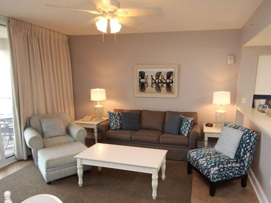Enjoy FREE BEACH CHAIR SERVICE with rental of our 2nd floor 2 Bedroom at Majestic Beach Resort - Image 1 - Panama City Beach - rentals
