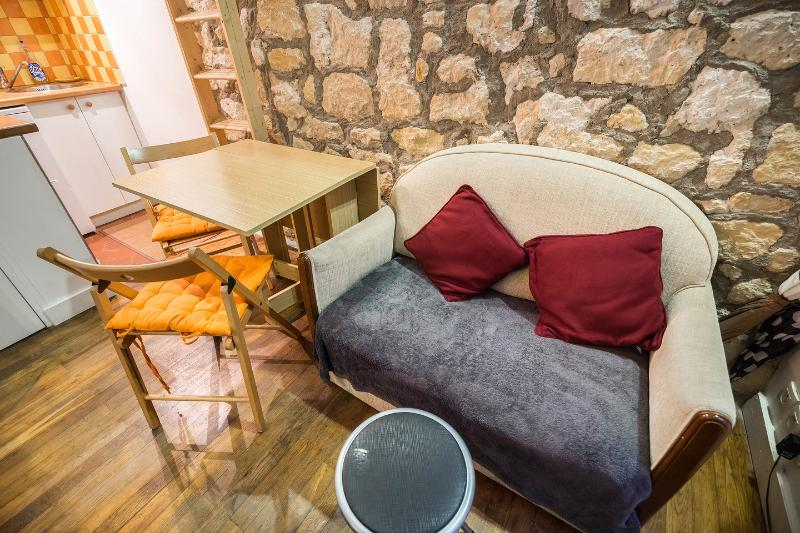 Living Room - Le Marais, Cosy Apt, Great Location - Paris - rentals