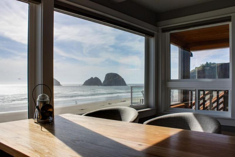 Stunning and redesigned oceanfront condo - dog-friendly, too! - Image 1 - Oceanside - rentals