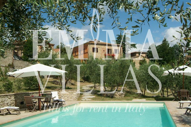 Villa Angelini 10 - Image 1 - Siena - rentals